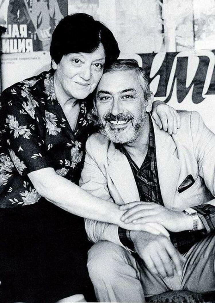Вахтанг и Ирина Кикабидзе: «Я молю Всевышнего первым умереть, чтоб не видеть слез твоих…»