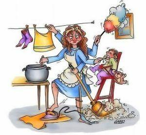 Чего стоит труд мамы? Песенка, которая отражает жизнь женщины