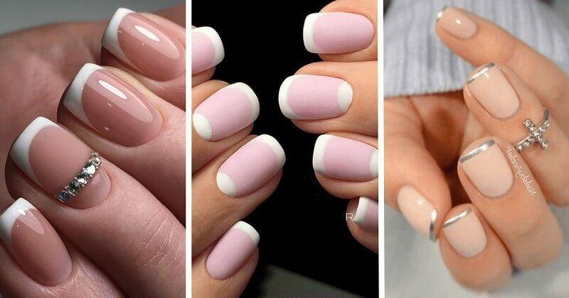 Ногти Дизайн Фото Шеллак Разные