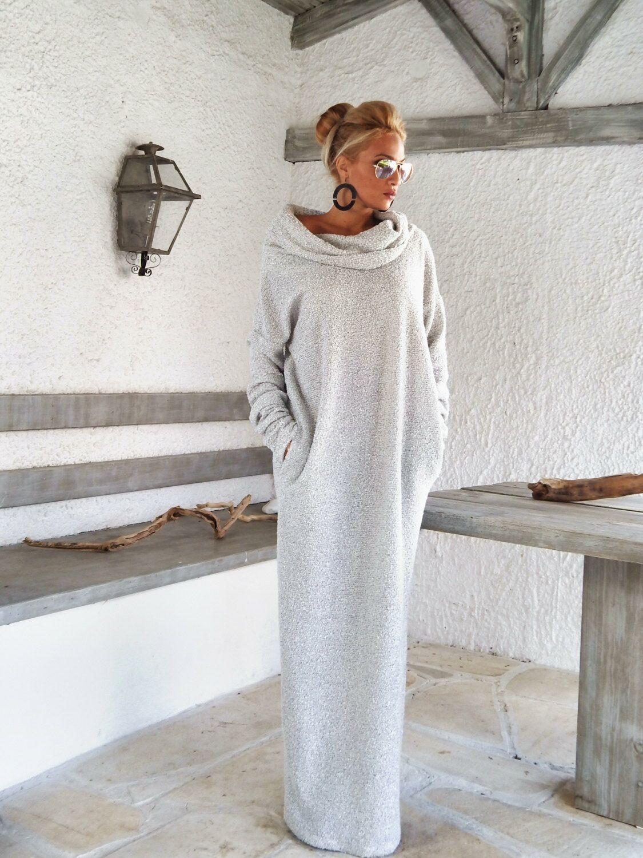 Зимние Длинные платья: 60 потрясающих вариантов на 2019 (фото)