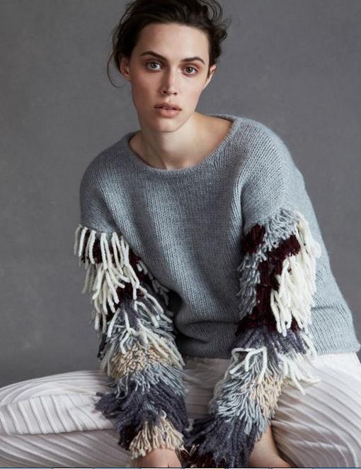 Один из вариантов макияжа от Chanel актуальный этой весной рекомендации
