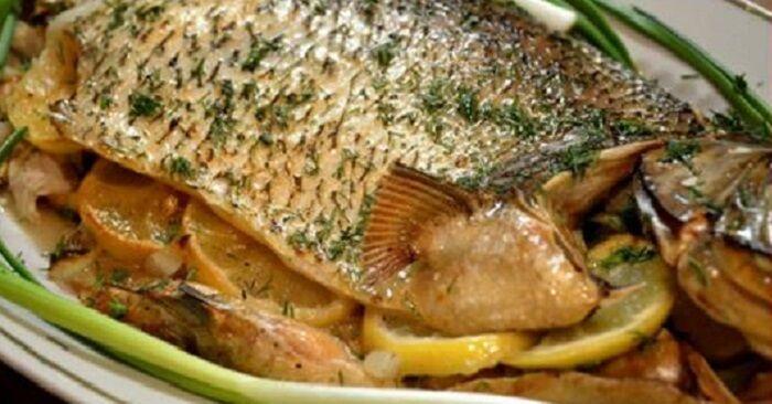 Рыба для запекания в маринаде #10
