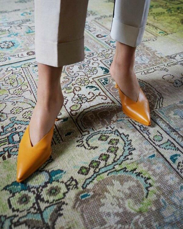 c4ae18c5 Фото подборка примеров самой модной обуви весна-лето 2019 – новинки и  тренды сезона