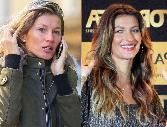 Супермодели без макияжа: как выглядят самые красивые женщины планеты без мейк-апа