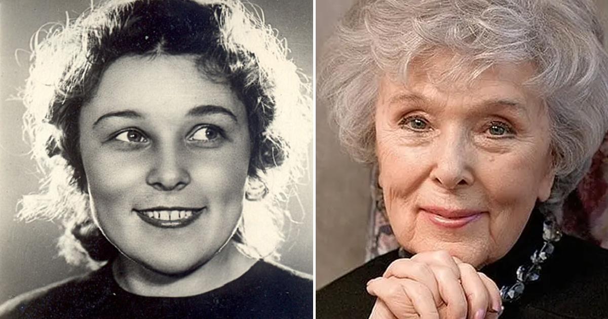 4 отечественных актрисы, которым уже за 80 лет, но выглядят они по-прежнему  прекрасно